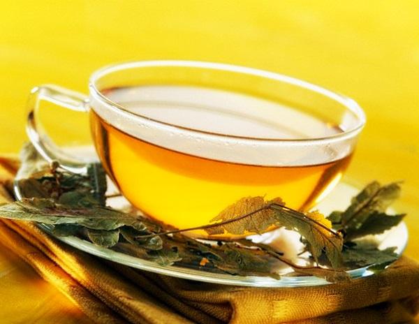 Желтый чай из пажитника