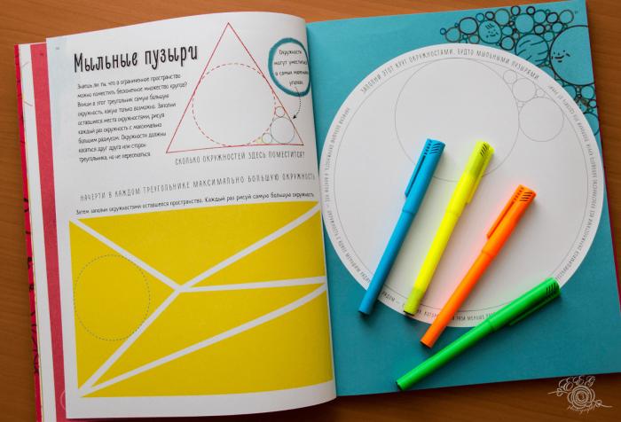 Графическая тетрадь Математика — это красиво