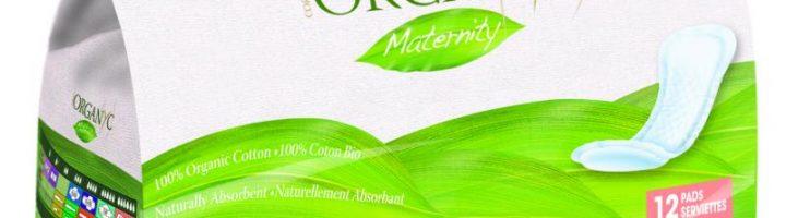 Прокладки послеродовые для молодых мам