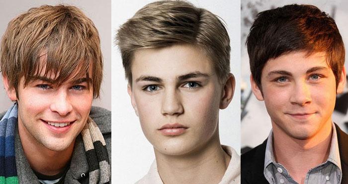 Стрижки для мальчиков-подростков самые модные
