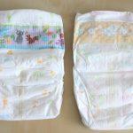 Сравнение японских подгузников