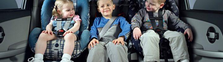 краш-тест детского автокресла