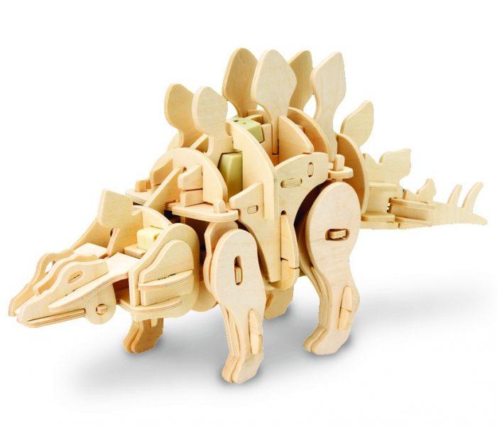 Игрушка-головоломка в виде динозавра