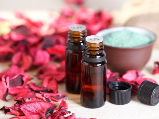 Эфирное масло для массажа