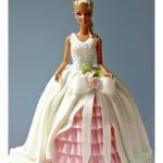 Торт «Кукла Барби»