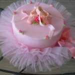 Тематический торт для балерины