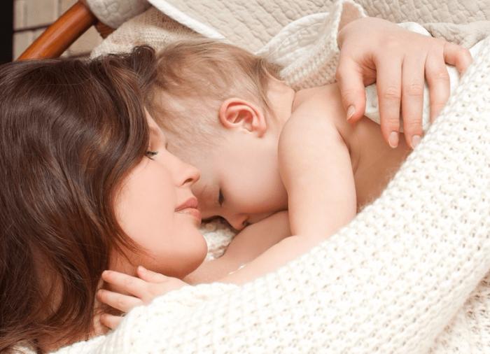 грудной ребенок не ест ночью