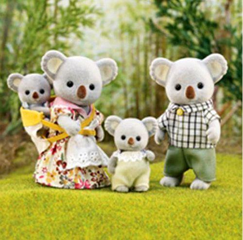 Семья коал серии Sylvanian Families
