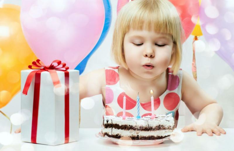 Креативные идеи подарка девочке на 3 года