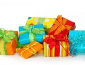 Подарки на день рождения