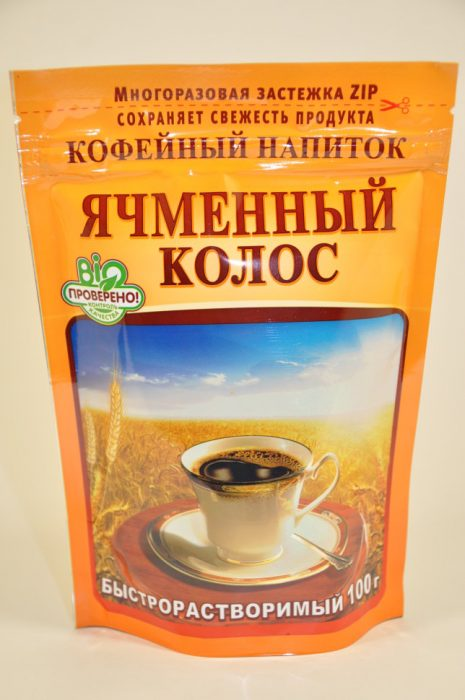 ячменный напиток