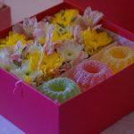 Коробка со сладостями