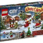 Лего Сити новогодний
