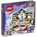 Лего Френдз Рождественский дом