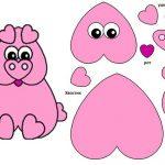 «Сердечная» свинка