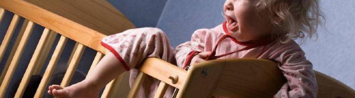 Многие дети просыпаются по ночам с плачем, иногда переходящим в истерику