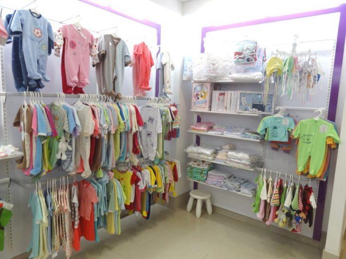 Магазин товаров для младенцев