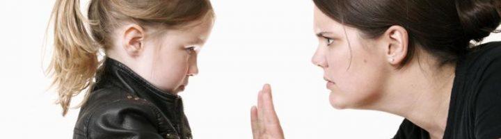Если ребёнок ругается матом - применяем педагогические методы воспитания