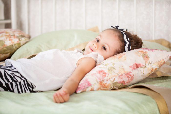 девочка синдром Ретта 2 года