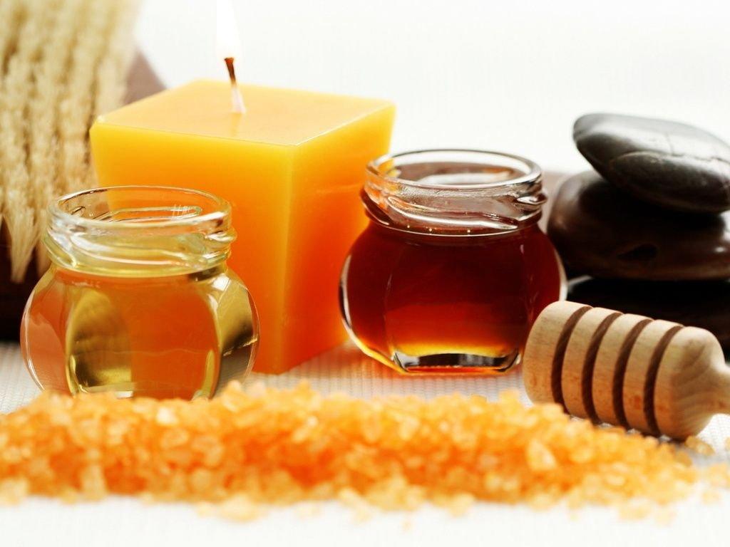 Медовые лепёшки от кашля для детей
