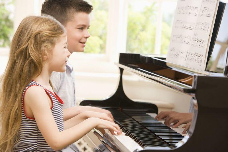 10 поводов отдать ребёнка в музыкальную школу