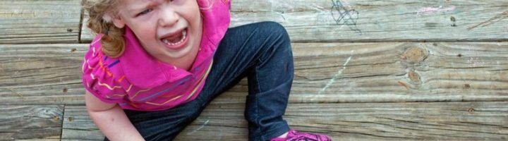 У детей до трёх лет часто бывают истерики – истинные и сознательные.