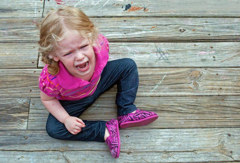 Всем успокоиться: как остановить истерику у ребёнка