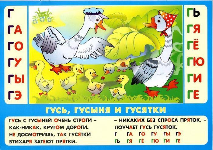 Карточка из пособия «Складушки» Воскобовича