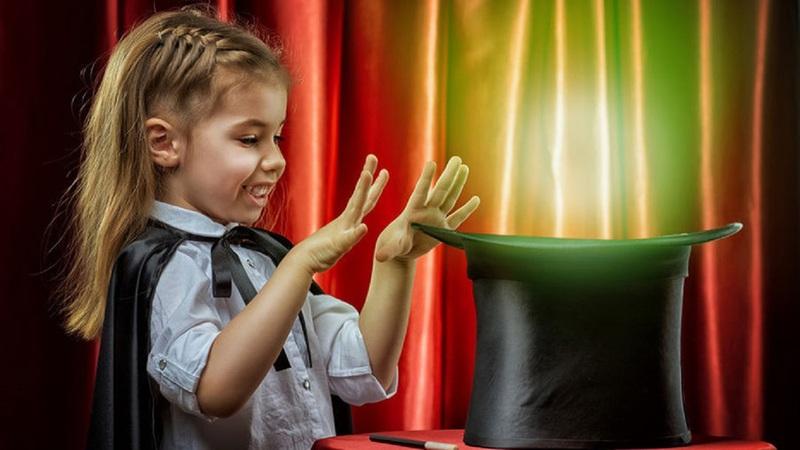 Новогодние фокусы для детей: делаем праздник ещё волшебнее