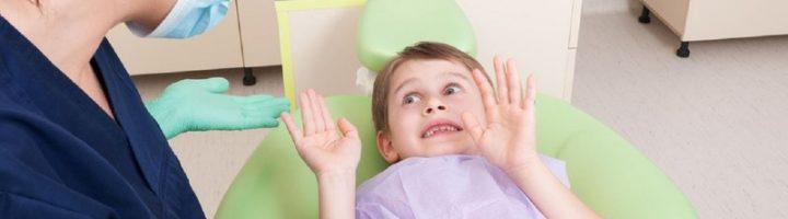 Большинство детей в той или иной степени испытывают страх, связанный с лечением зубов