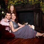 Новогодняя фотосессия для семьи