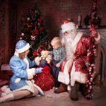 Фотосессия с Дедом Морозом