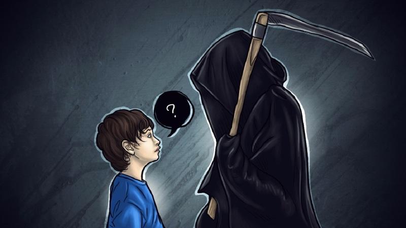 Рассказываем ребёнку о смерти: когда и как