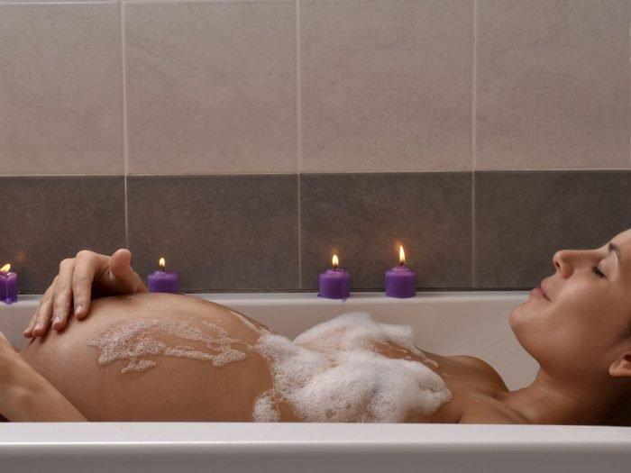 Ванна для беременных