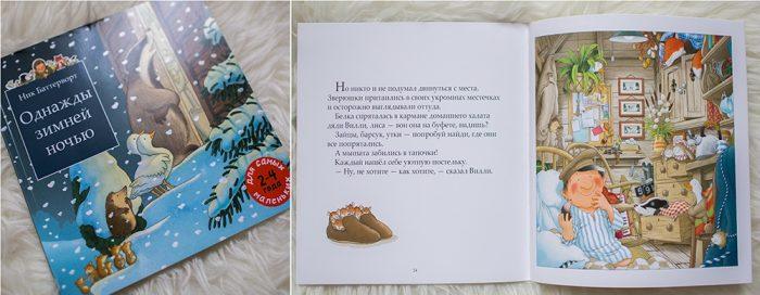 Книга Н. Баттррводра «Однажны зимней ночью»