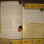 Изображена игра «Механические экипажи» из книги «Ёлка: новейшее издание для подарка в стихах и прозе»