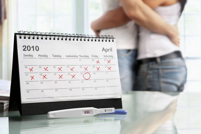 зависимость пола от даты овуляции