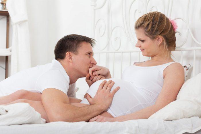 секс перед родами