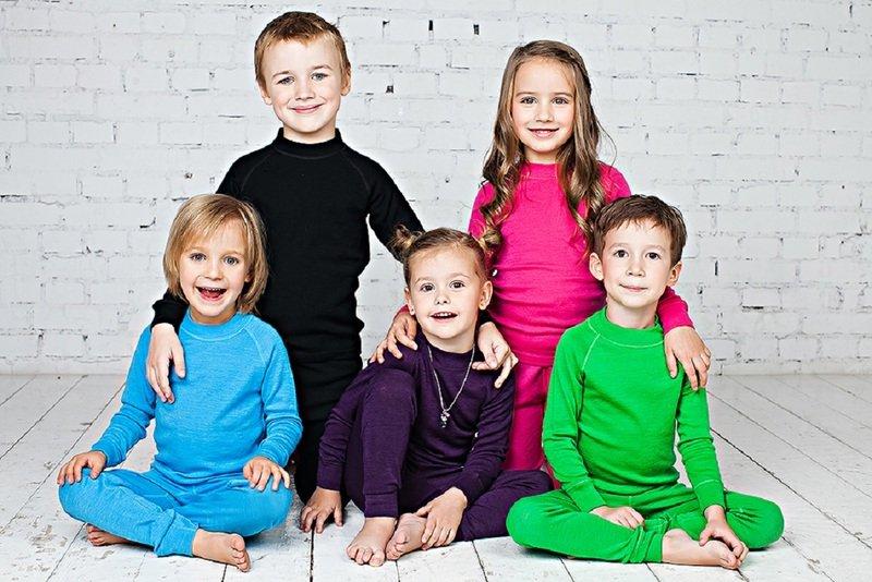 Выбираем термобельё для ребёнка: что нужно учесть родителям
