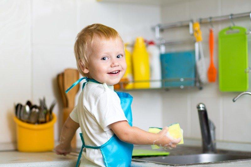 Как научить ребёнка трудиться: лучшие способы