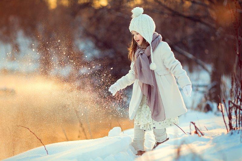 Как ребёнку правильно дышать на морозе — через шарф или нет и другие нюансы