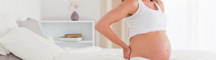Боли в тазовой области у беременной