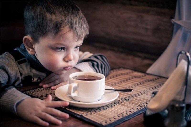С какого возраста детям можно давать чай и какой лучше выбрать