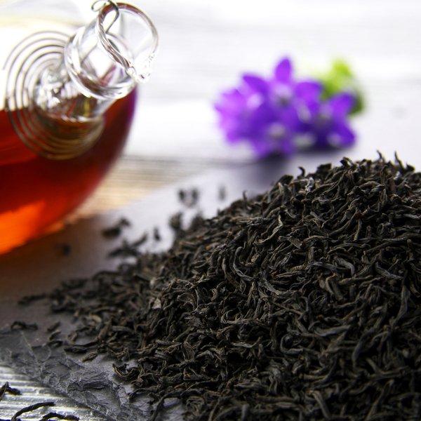 Крупнолистовой чёрный чай
