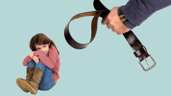Ремень как средство воспитания