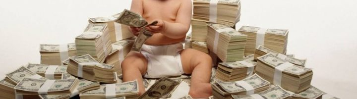 Ребёнок миллионер