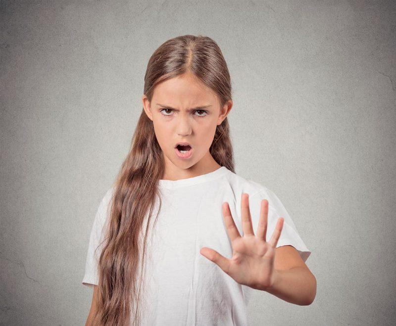 Послушный или счастливый? Научим ребёнка говорить «нет»