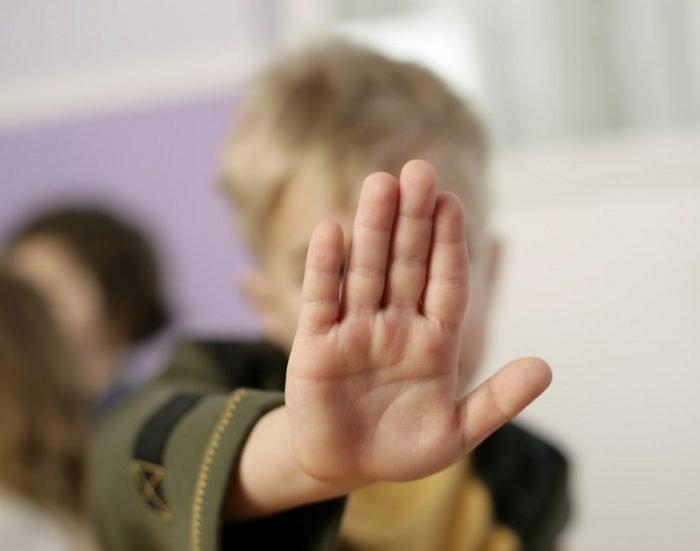 дети отказать незнакомцам