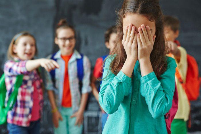 Ребёнка обижают в школе