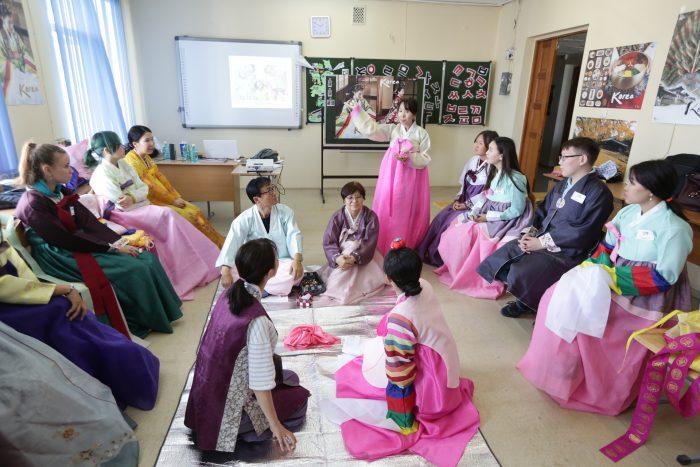 летняя языковая школа корейского
